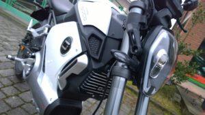 moto elettrica a bergamo