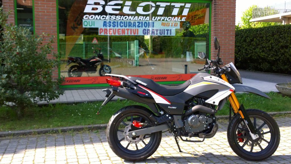 Super motard 125