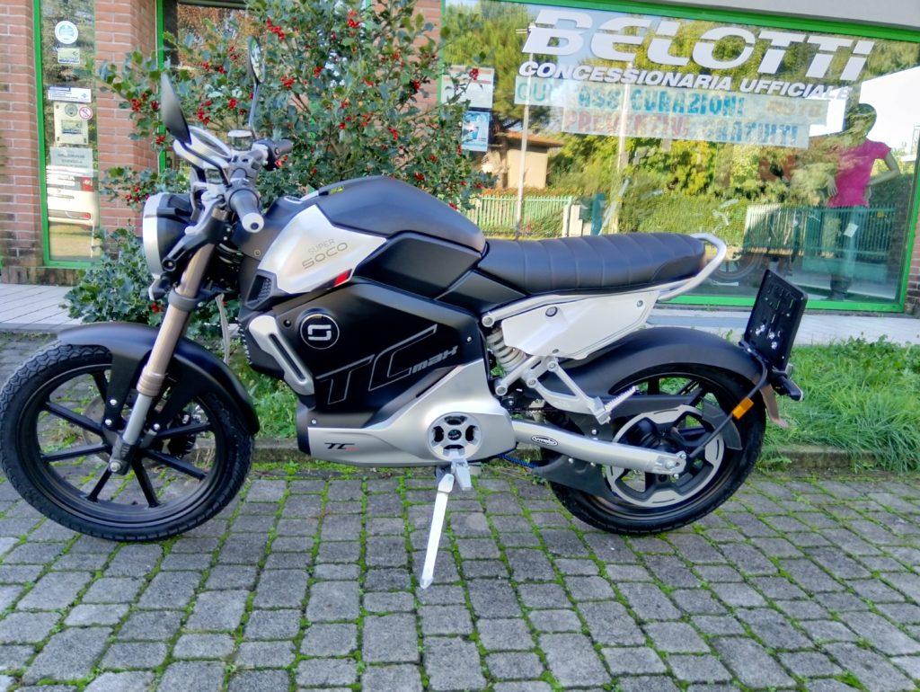 MOTO TC MAX ELETTRICA