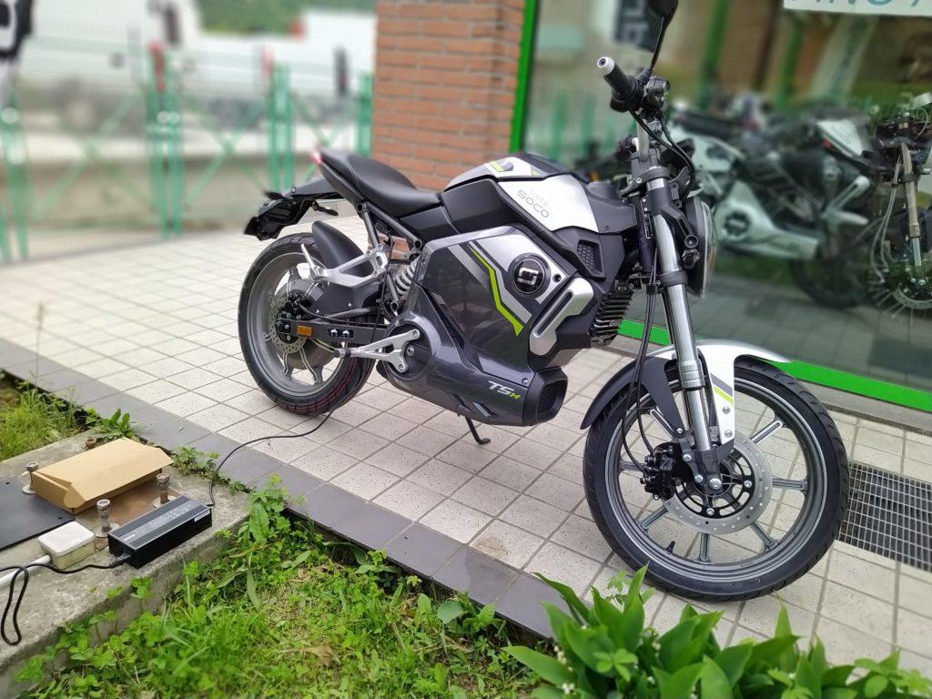 Ricarica moto elettriche
