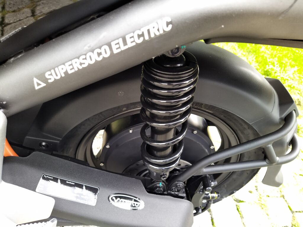 supersoco electric
